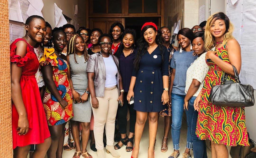 Renforcement de capacités en Droits Humains et Leadership Féminin