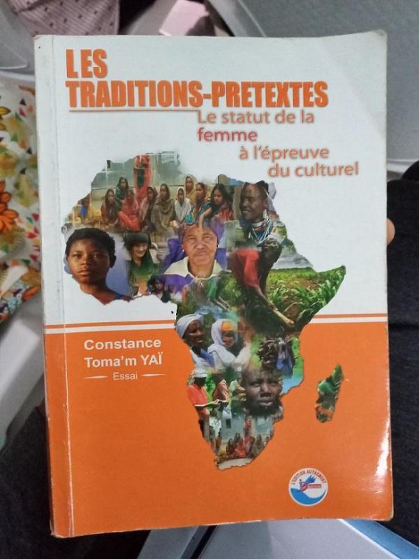 Oeuvre les traditions pretextes de constance yai 1